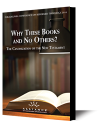 Why These Books and No Others? The Canonization of the New Testament (PCRT 2016 MP3 set)