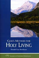 God's Method for Holy Living