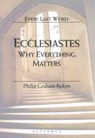 Ecclesiastes: Why Everything Matters MP3s
